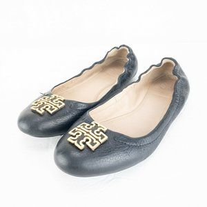 Tory Burch Womens Slip On Ballet Flat Size 7.5M
